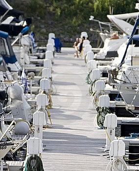 Marina Royalty Free Stock Photography - Image: 15457757