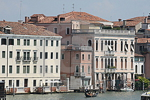 Canale Grande, Venice, Italy Stock Image - Image: 15458441