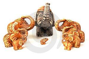 Elephant Reunion Stock Photography - Image: 15459272