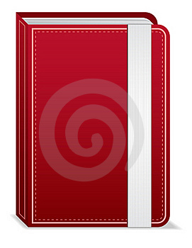 Blank Note Book EPS Stock Photo - Image: 15459780