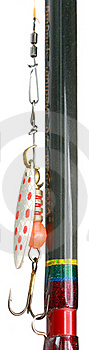 Fishing Tackle Stock Images - Image: 15460524