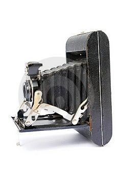 Old Photo Camera Stock Photography - Image: 15462942