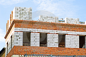 Unfinished Building Stock Images - Image: 15466704