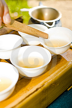 Tea Ceremony Stock Photography - Image: 15469162