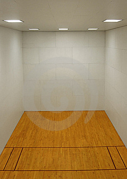 Empty Room With Wooden Floor Royalty Free Stock Images - Image: 15469979