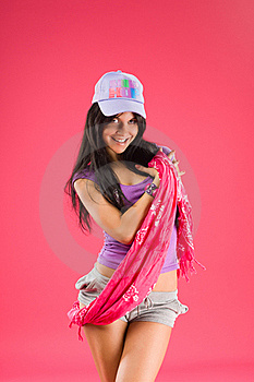 Hip Hop Dancer Stock Photo - Image: 15470110