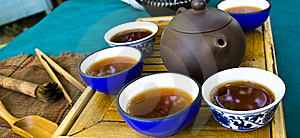 Tea Ceremony Stock Images - Image: 15471474