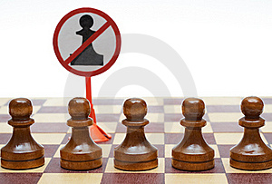 Pawns Exclude Stock Photos - Image: 15471653