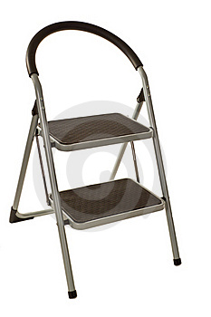 Stepladder Stock Photos - Image: 15478193