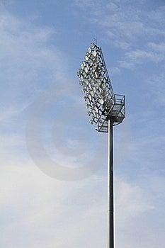 Stadium Lamps Stock Photography - Image: 15479382