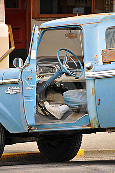 Old Truck Royalty Free Stock Photos - Image: 15479918