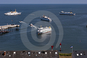Ferry Service Stock Photo - Image: 15481660