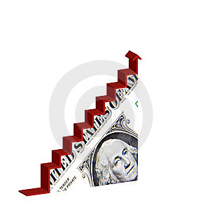 Dollar Recovery Stock Photo - Image: 15487210