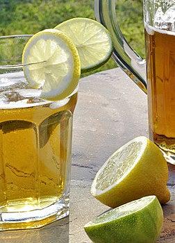 Refreshing Summer Drink Stock Photo - Image: 15487250