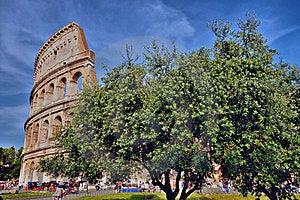 Rome Coliseum Stock Photos - Image: 15491223