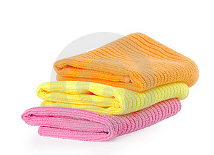 Rags For Cleaning2 Royalty Free Stock Photography - Image: 15495217