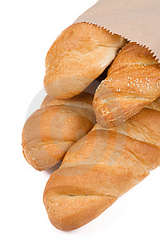Packet And Bun Stock Image - Image: 15498501