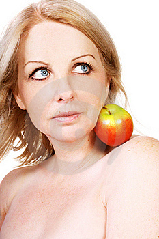 Beautiful Woman Royalty Free Stock Images - Image: 15500019