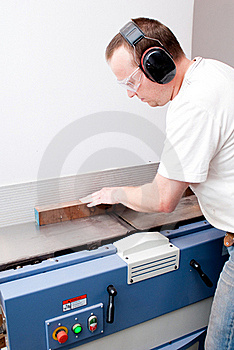 Working On An Electric Buzz Stock Photography - Image: 15503122