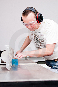 Working On An Electric Buzz Royalty Free Stock Photography - Image: 15503297