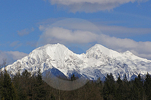Alpine Scenery Stock Photography - Image: 15503962