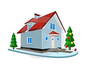 Winter Landscape Stock Image - Image: 15504241