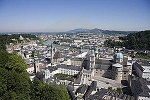 Salzburg Royalty Free Stock Photography - Image: 15504297