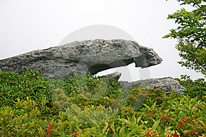 Overhanging Rock Stock Photos - Image: 15508893