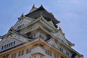 Osaka Castle Stock Photography - Image: 15510712