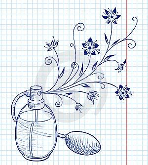 Perfume Royalty Free Stock Photos - Image: 15512838