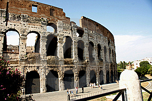 Colosseum Stock Image - Image: 15513641