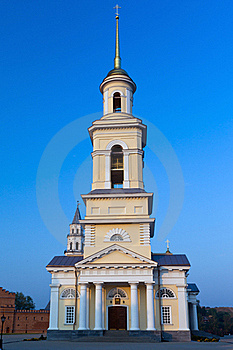 The Cathedral Royalty Free Stock Photography - Image: 15514307