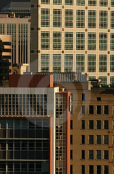 City Buildings Stock Images - Image: 15514614