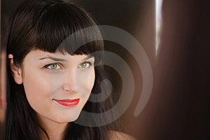 Green-eyed Predator Stock Photography - Image: 15515142