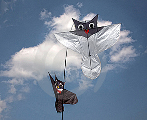 Kite In The Sky Stock Photography - Image: 15516252