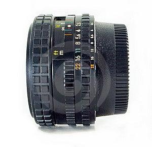Camera Lens Stock Image - Image: 15518681