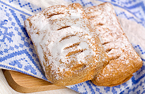 Two Puff Pastry Stock Photography - Image: 15520212