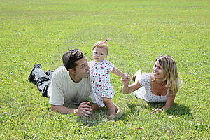 Family Royalty Free Stock Images - Image: 15520859