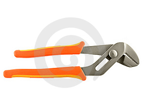 Pliers (gripping Tongs). Royalty Free Stock Photo - Image: 15526795