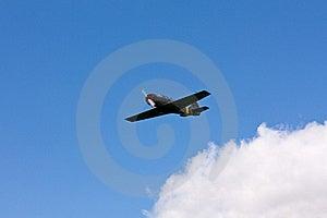 Airplane Bearing Nazi German Cross Stock Images - Image: 15529724