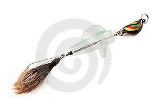 Fishing Tackle Royalty Free Stock Images - Image: 15531699