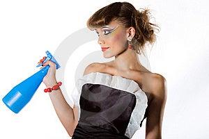 Chambermaid Stock Photo - Image: 15532310