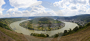 Rhine Stock Photography - Image: 15532542