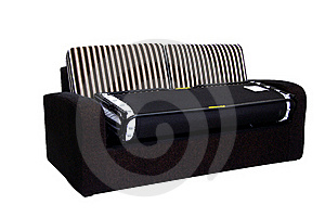 Sofa Bed Royalty Free Stock Photos - Image: 15533468