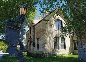 Historic Brick Building Stock Photo - Image: 15536230