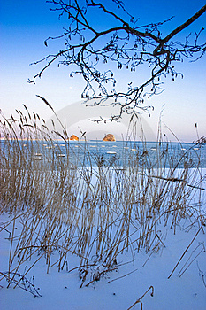 Winter Sea Royalty Free Stock Photography - Image: 15539247