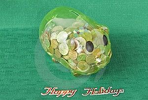 Holiday Savings Stock Photo - Image: 15542020