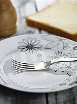 Served Table Stock Images - Image: 15551344