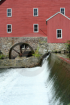 Grist Mill Royalty Free Stock Photography - Image: 15553777