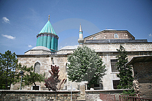 Mevlana Museum, Konya Stock Photo - Image: 15561890